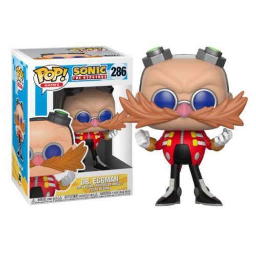 Funko Pop Dr Eggman Sonic 286