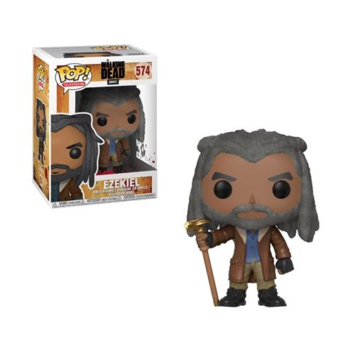 Funko Pop Ezekiel Walking Dead 574