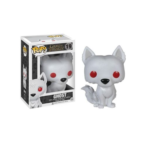 Funko Pop Ghost il Metalupo Game of Thrones 19