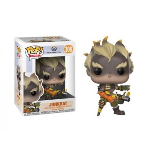 Funko Pop Junkrat Overwatch 308