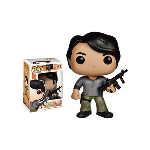 Funko Pop Prison Glenn Rhee The Walking Dead 151