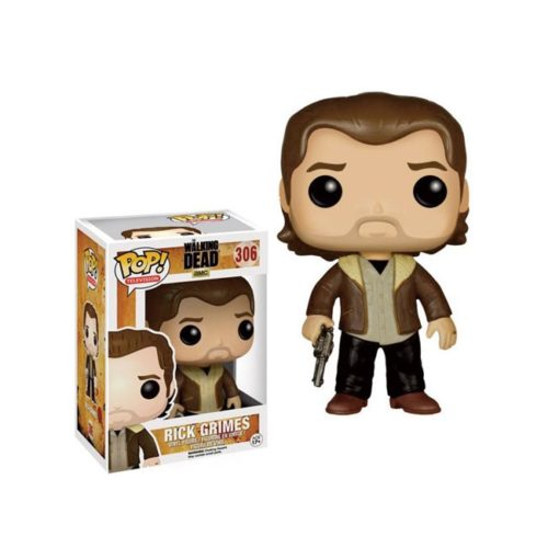 Funko Pop Rick Grimes The Walking Dead 306