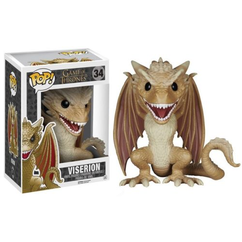 Funko Pop Viserion Game of Thrones 34