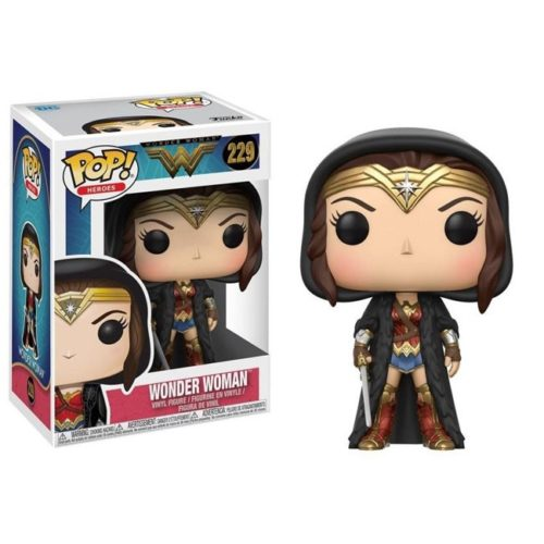 Funko Pop Wonder Woman DC Comics 229