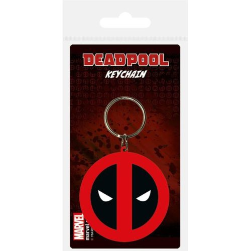 Portachiave Deadpool logo