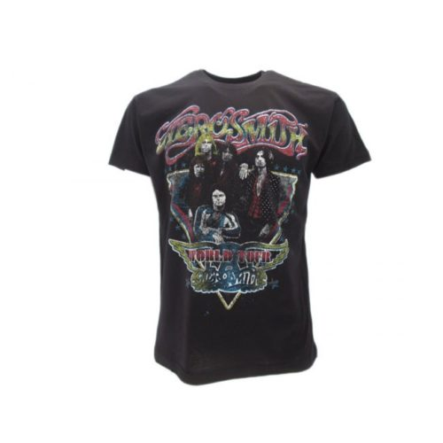 T-Shirt Aerosmith World Tour
