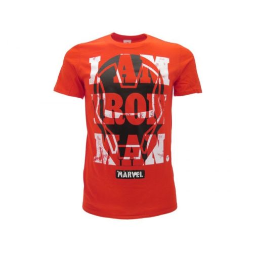 T-Shirt I Am Iron Man