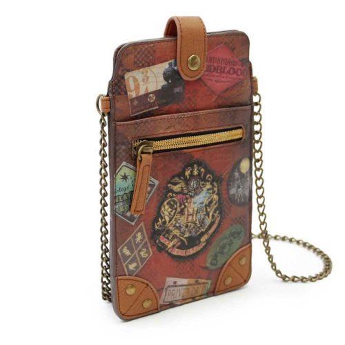 borsetta portacellulare con catenella harry potter Railway Vintage