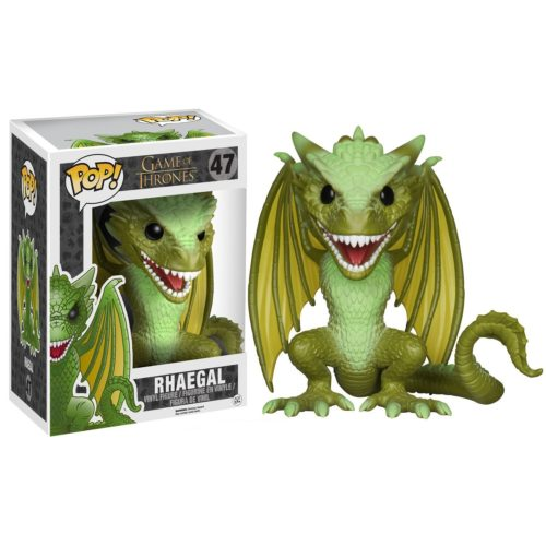 funko pop Rhaegal game of thrones 47