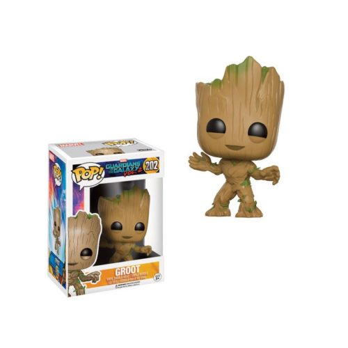 funko pop groot guardiani della galassia 202