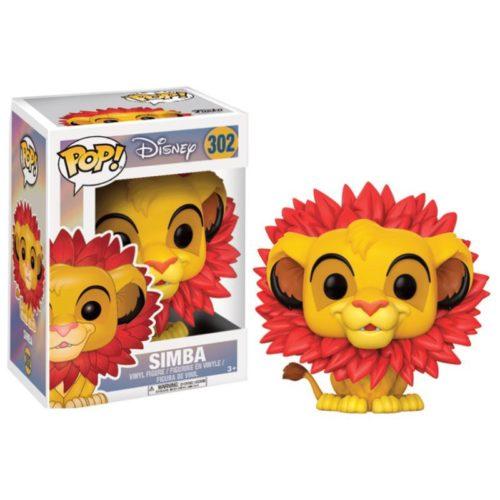 funko pop simba il re leone disney 302