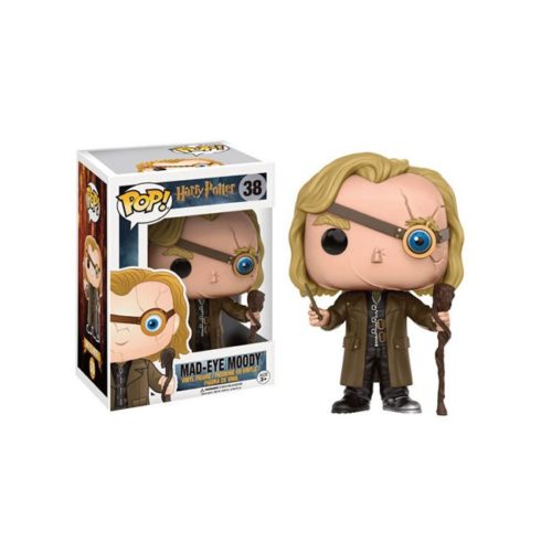 funko pop Mad Eye Moody Harry Potter 38