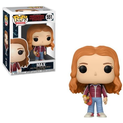 funko pop Max Stranger things 551
