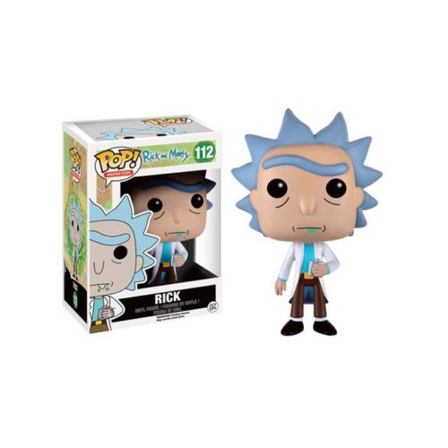 funko pop Rick Rick and Morty 112