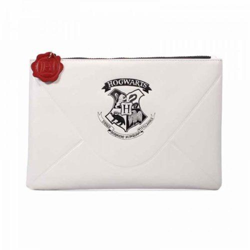 pochette lettera di Hogwarts Harry Potter