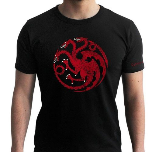 t-shirt stemma Targaryen game of thrones