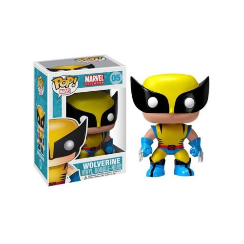 funko pop wolverine marvel 05