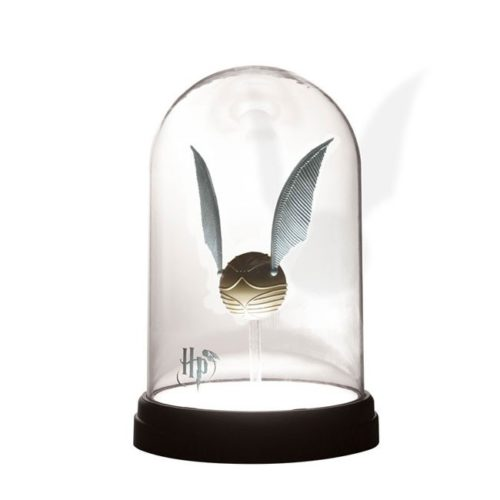 lampada campana boccino doro harry potter