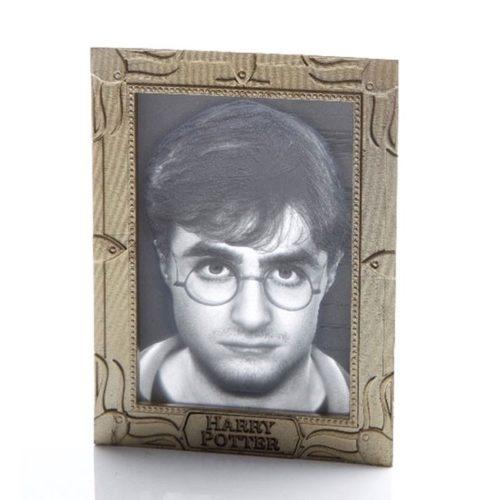 lampada magica cornice con foto 3D harry potter