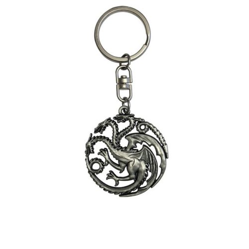 portachiavi 3D targaryen game of thrones