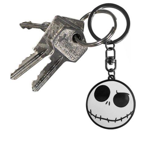 portachiavi jack skeleton nightmare before chirstmas disney dettaglio chiavi