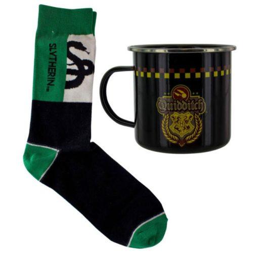 Gift Box tazza e calzini serpeverde harry potter