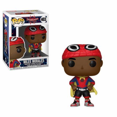 Funko Pop Miles Morales Spider man 403