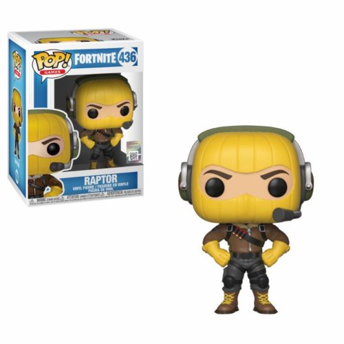 Funko Pop Raptor fortnite 436