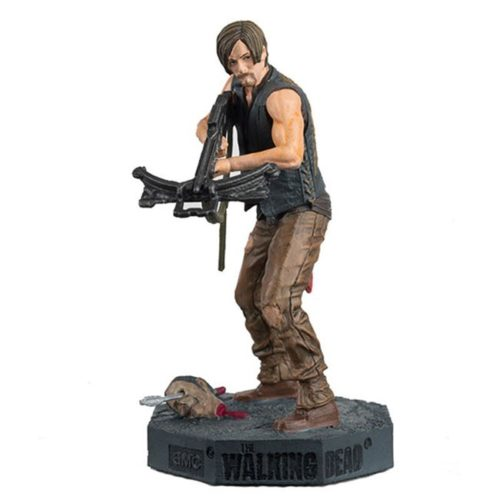 Action Figure Daryl Dixon The Walking Dead Eaglemoss