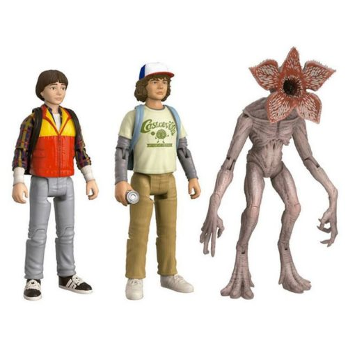 Action Figure Funko Stranger Things Will Dustin Demogorgon