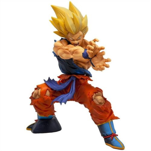 Action Figure Goku Super Sayan Kame Hame Ha Dragon ball Banpresto