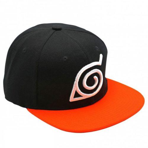 Cappello con visiera Simbolo di Konoha Naruto