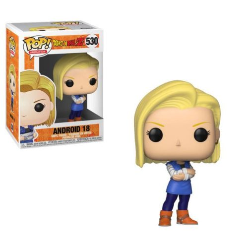 Funko Pop Android 18 Dragonball Z 530