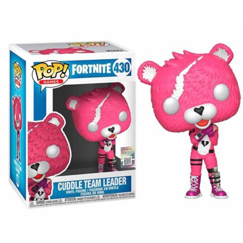 Funko Pop Cuddle Team Leader Fortnite 430