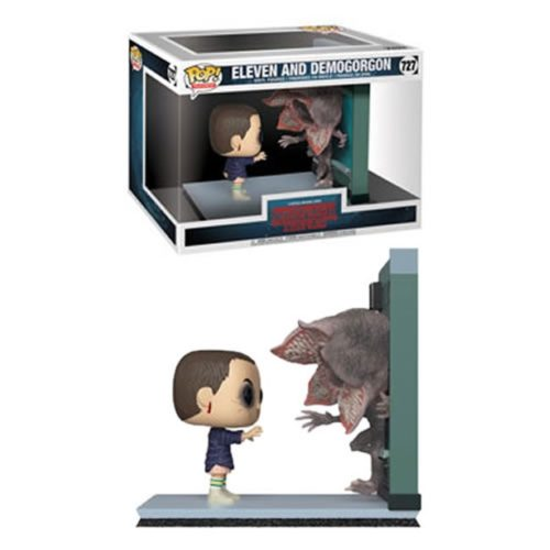 Funko Pop Eleven and Demogorgon Stranger Things 727