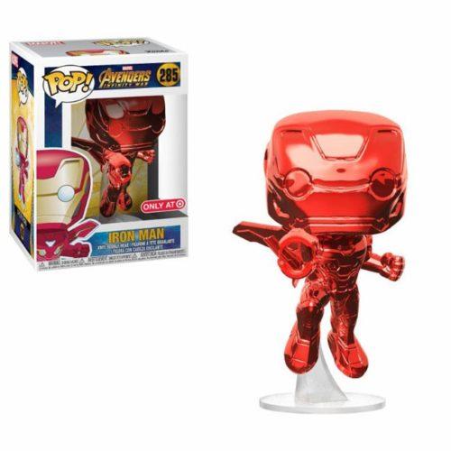 Funko Pop Iron Man Avengers Marvel 285