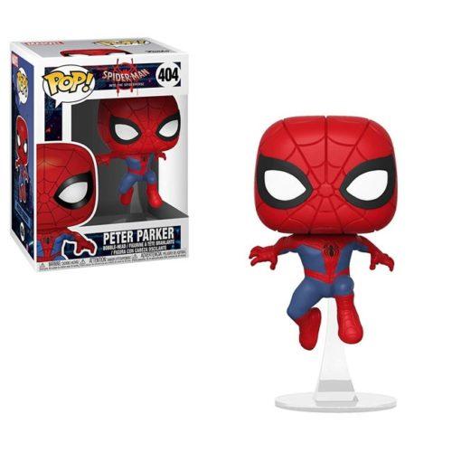 Funko Pop Peter Parker Spider Man 404