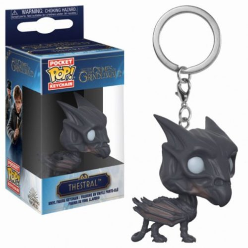 Funko Pop Pocket KeyChain Thestral The Crimes of Grindelwald
