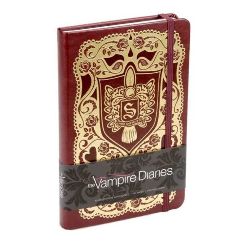 Notebook The Vampire Diaries