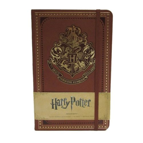 Notebook grande vintage Hogwarts Harry Potter