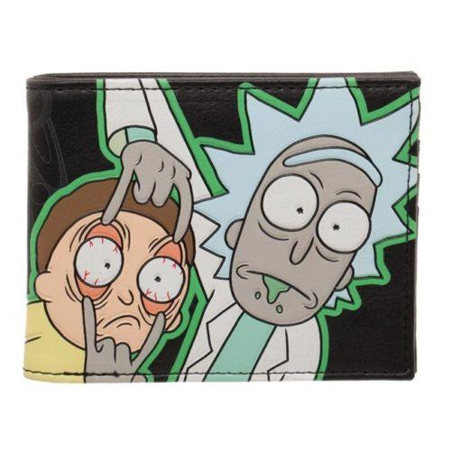 Portafoglio da uomo Rick & Morty