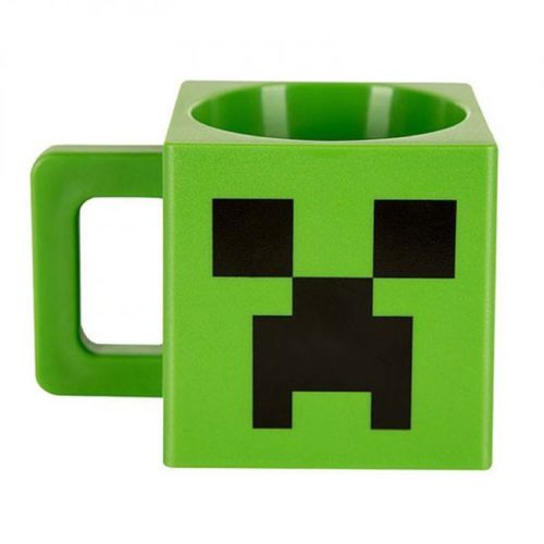 Tazza Creeper Minecraft