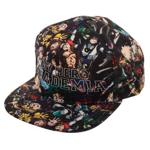 cappello con visiera My Hero Academia personaggi