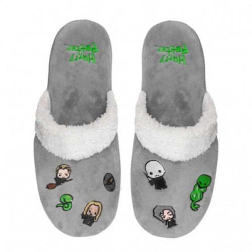 pantofole personaggi serpeverde Kawaii Harry Potter