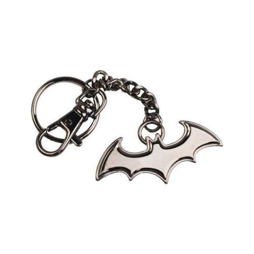 portachiave batman logo 3D DC Comics dettaglio