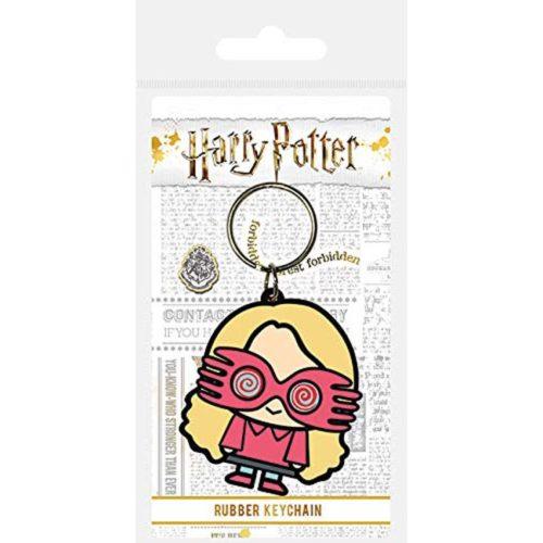 portachiavi in gomma Chibi Luna Lovegood Harry Potter