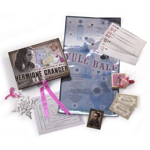 scatola artefatti di Hermione Granger Harry Potter