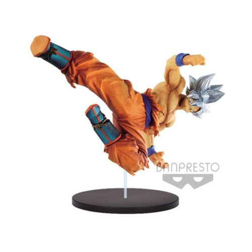 Action Figure Goku Ultra Istinto vol 8 Banpresto