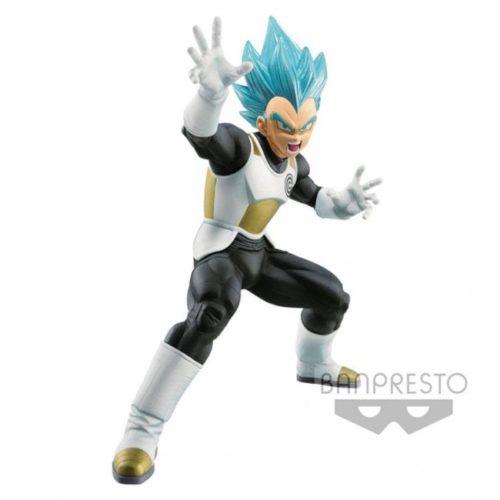 Action Figure Vegeta Super Sayan God Heroes Transcendence ART vol 2 Banpresto