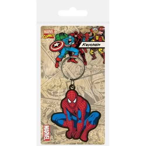Portachiavi in gomma Spiderman